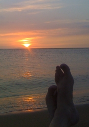 Feetsunset