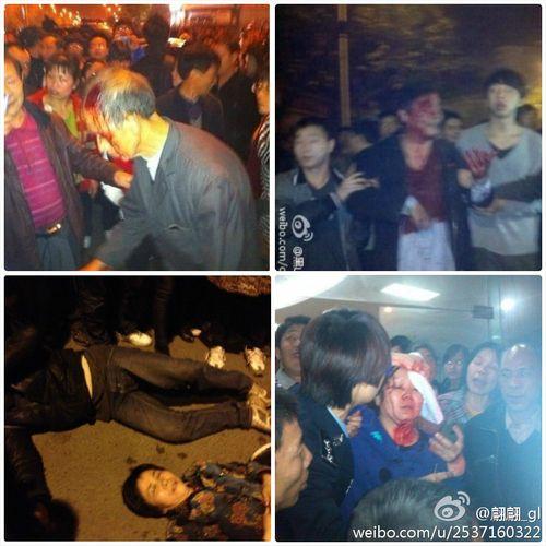 China Riot 1