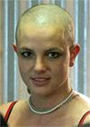 Britney_bald